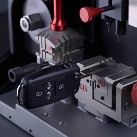 CNC vybroušeni planžety klice dle VIN