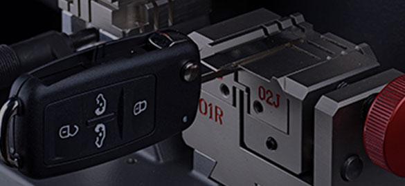 CNC Frezerování a broušení klíčů